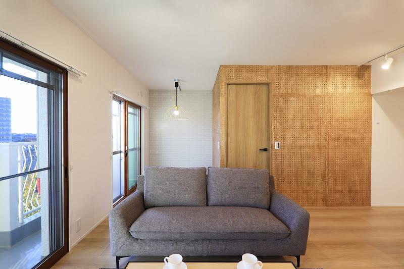 本山の丘の上で眺望抜群。しかも暮らしはオシャレで超便利な池園ハウス203